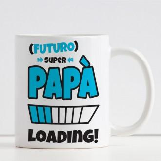 tazza personalizzata per un futuro papà